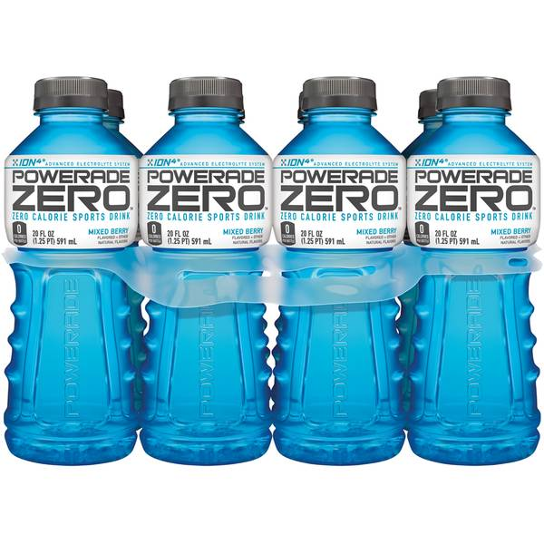 Zero Calorie Mixed Berry Sports Drink