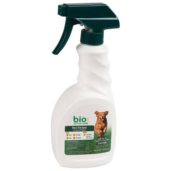 Active Care Flea & Tick Spray for Dogs