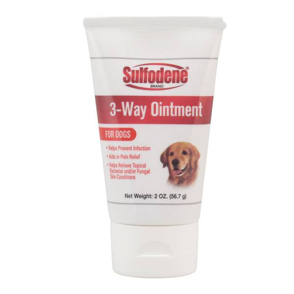 Upc 039079024570 Sulfodene 3 Way Ointment For Dogs 2 Fl