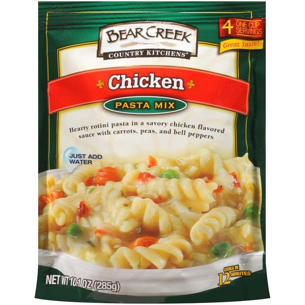 Chicken Pasta Mix