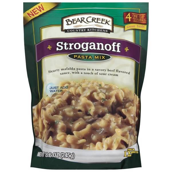 Stroganoff Pasta Mix
