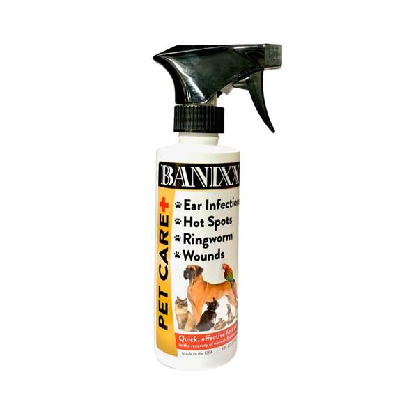 Pet Animal Bacterial & Fungal Infection Spray Medicine