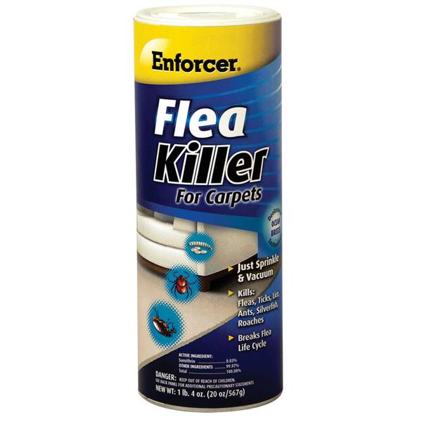 Ocean Breeze Flea Killer for Carpets