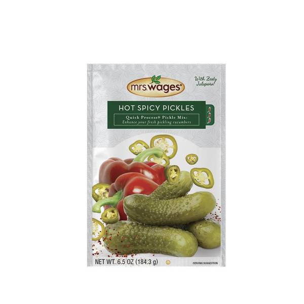 Hot Spicy Pickle Mix