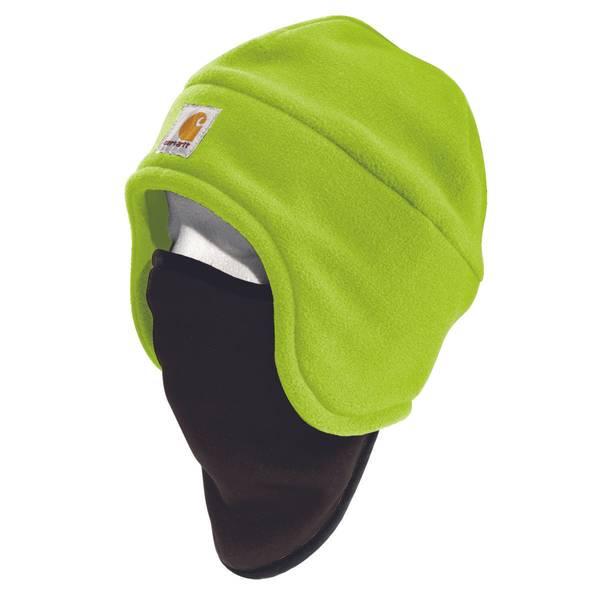 Men's High-Visibility Color Enhanced Fleece 2-in-1 Hat