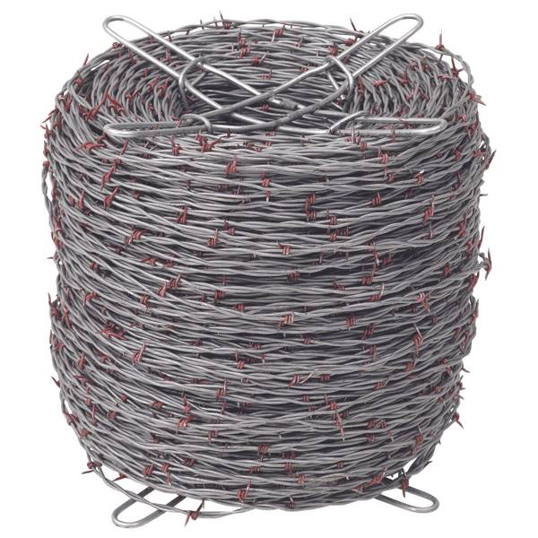 12.5 Gauge Barbed Wire