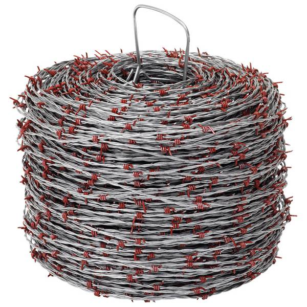15.5 Gauge Barbed Wire