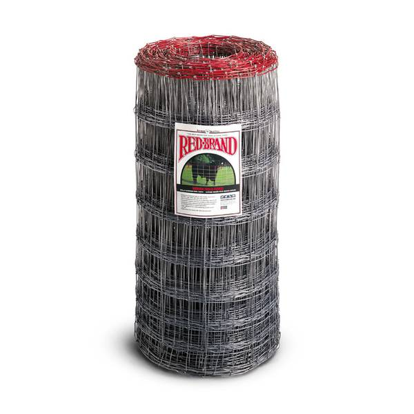 12.5 Gauge Wire Field Fence