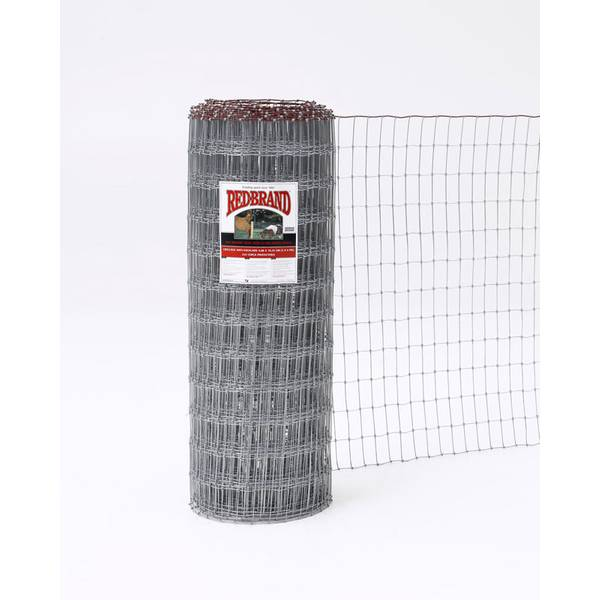 Red Brand 12.5 Gauge Horse Fence