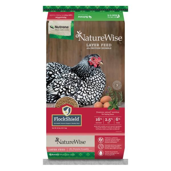 Nutrena Naturewise Layer Chicken Feed At Blain S Farm Amp Fleet