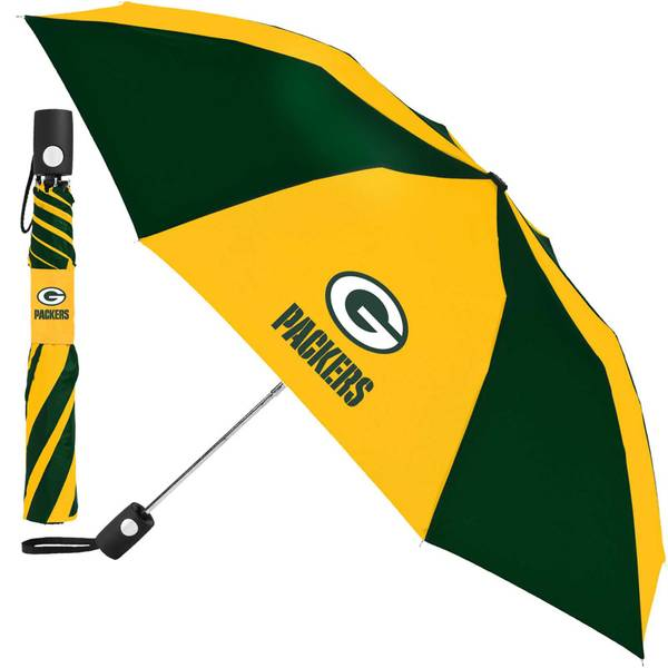 Green Bay Packers Rain Umbrella
