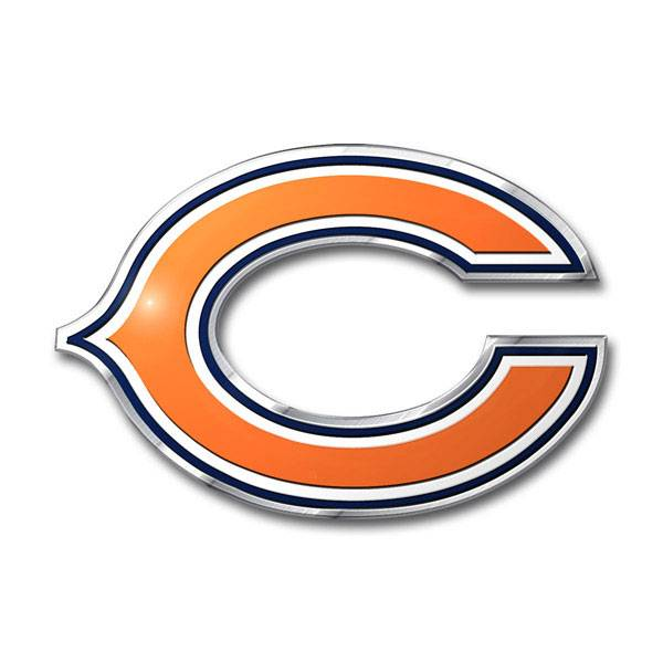 Chicago Bears Color Emblem