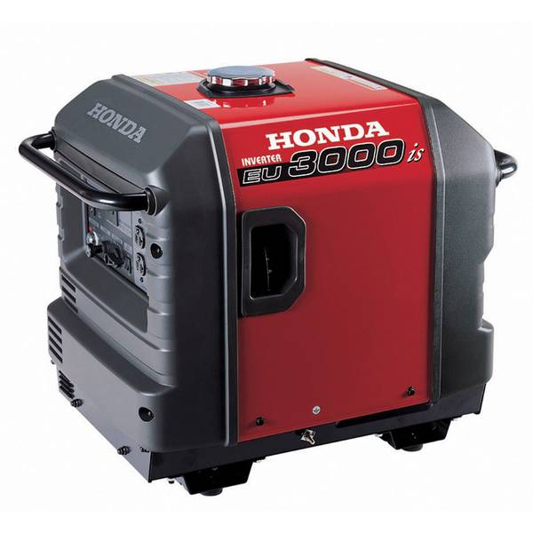 EU3000iSA Inverter Portable Generator