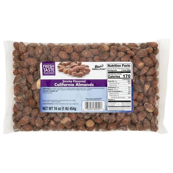 Photo of Smoke Flavor Almonds