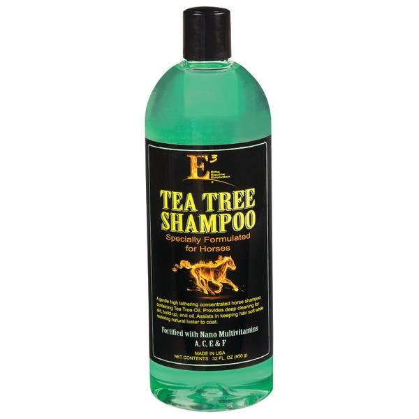 Tea Tree Shampoo for Horses