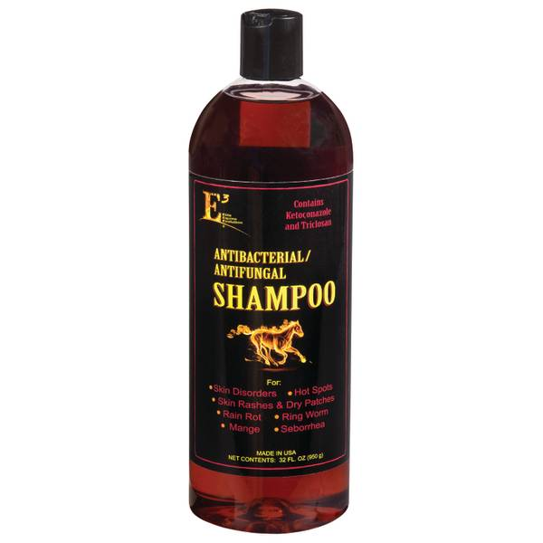 Antibacterial Shampoo for Horses