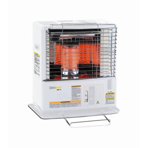 Radiant Kerosene Heater
