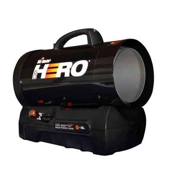 Mr Heater Hero Cordless Forced Air Propane Heater