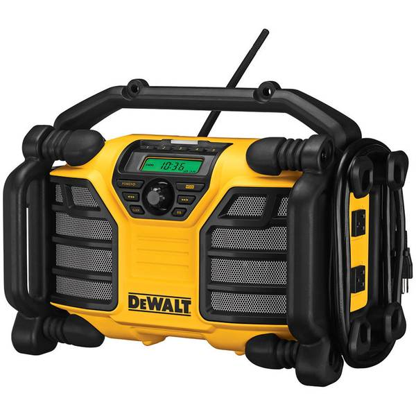 Dewalt worksite radio charger - Power8 workshop price ...