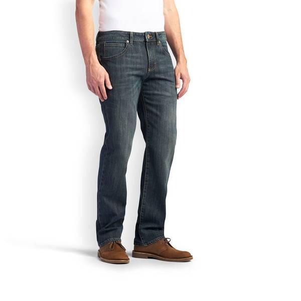 Men's Modern Series Straight Leg Jeans