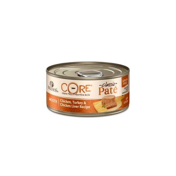 Canned Core Chicken & Turkey Cat Food