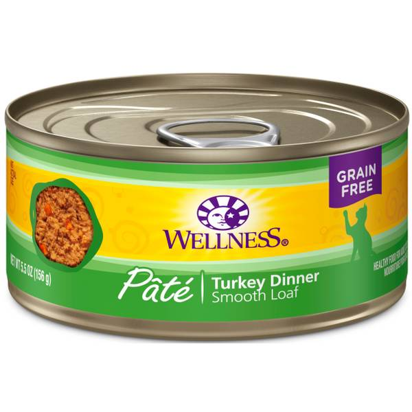 Canned Turkey Adult Cat Food