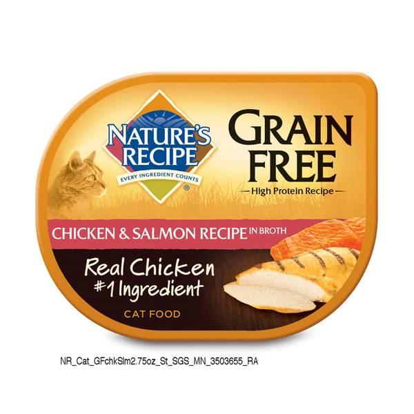 Nature S Recipe Grain Free Wet Cat Food