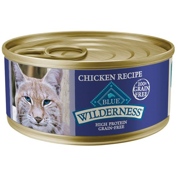 High Protein Grain Free Chicken Adult Cat Food