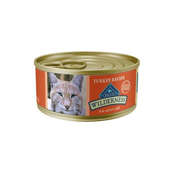 High Protein Grain Free Turkey Adult Cat Food