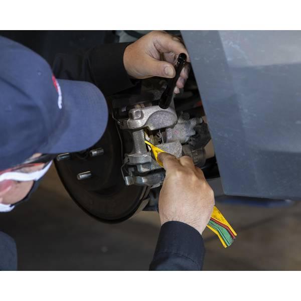 4 Wheel Brake Inspections