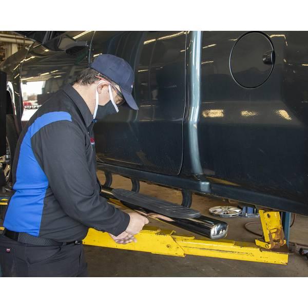 Aftermarket Truck Accessory Installation