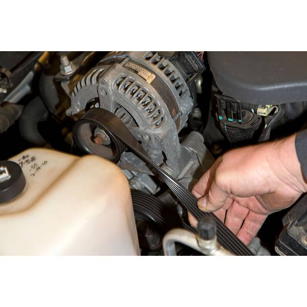 Belts, Hoses, and Tensioners Installation