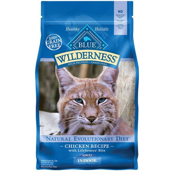 Blue Buffalo Wilderness Grain Free Natural Evolutionary