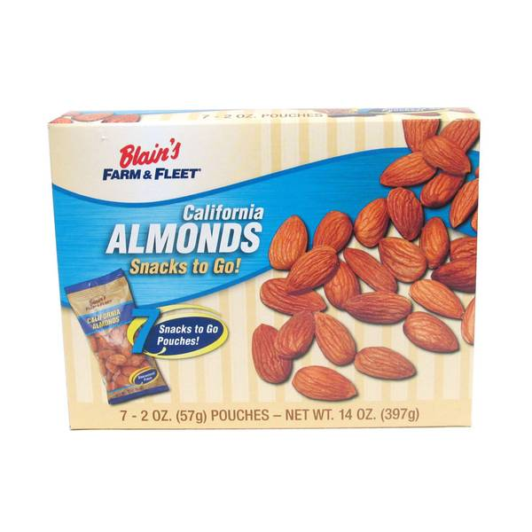 Almonds To Go Pack