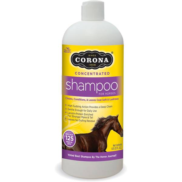 Corona Concentrated Horse Shampoo
