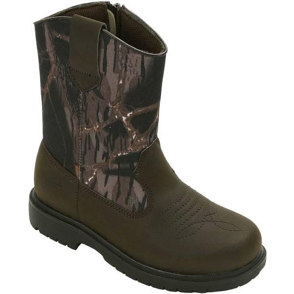 Boys'  Tour Side Zip Boots