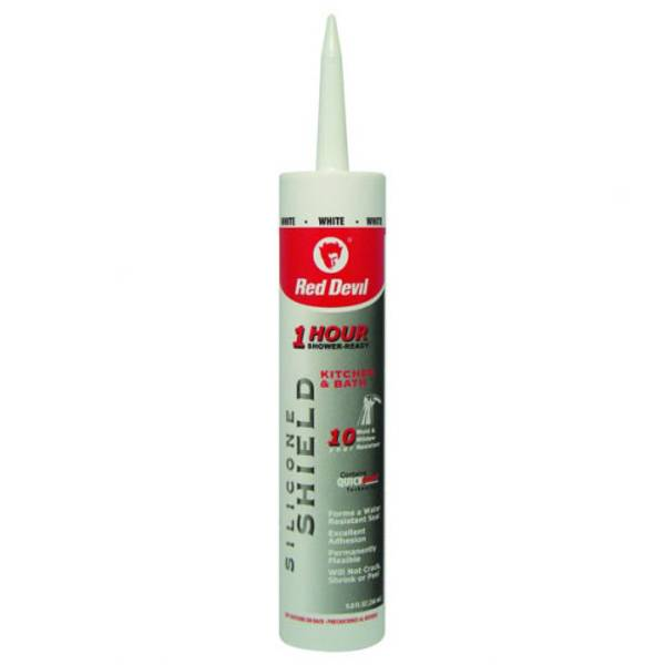 Silicone Shield One Hour Shower Caulk