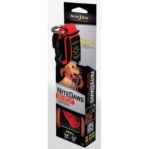 Dawg Light Up Dog Collar
