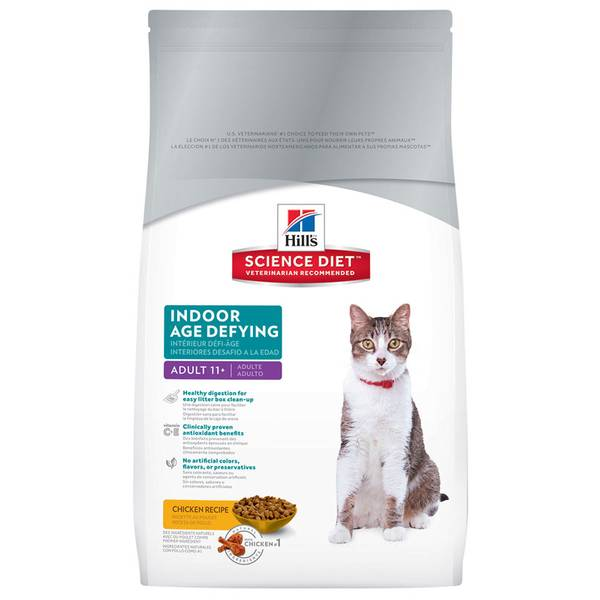 Science Diet Age Defying Cat Food Reviews