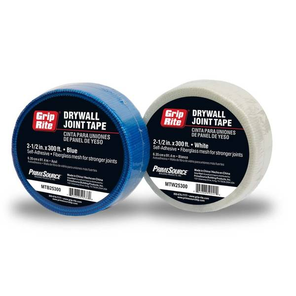 Mesh Sheetrock Tape : Grip rite mesh drywall tape