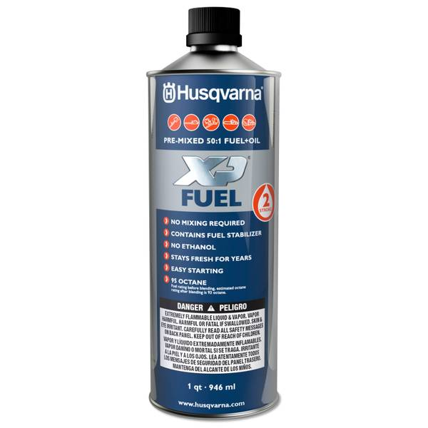 Premium Pre - Mixed 2 - Stroke Fuel and Oil