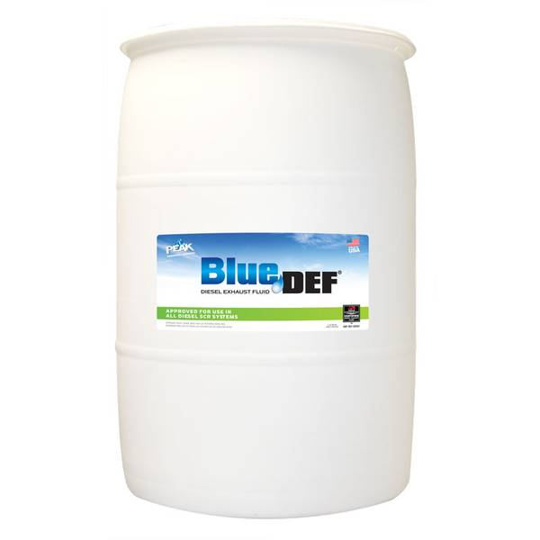 Diesel Exhaust Fluid >> Peak BlueDEF Diesel Exhaust Fluid