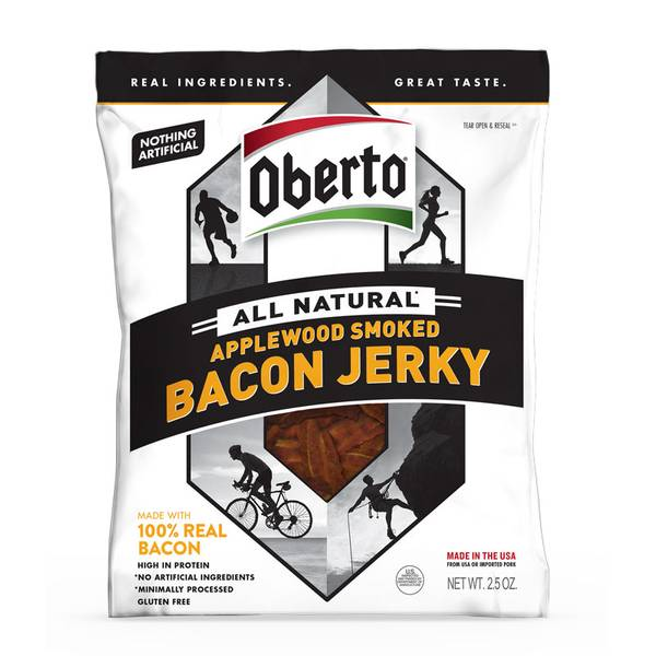 Applewood Bacon 2.5 oz Jerky