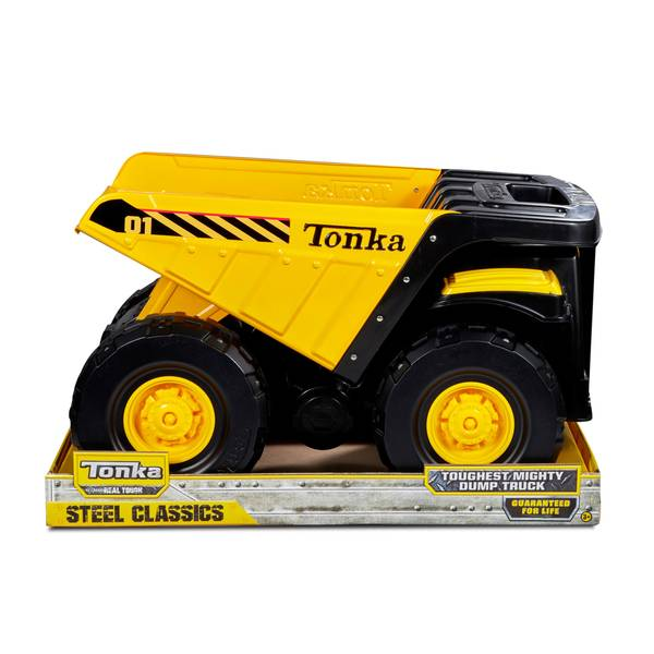Toughest Steel Mighty Dump Truck