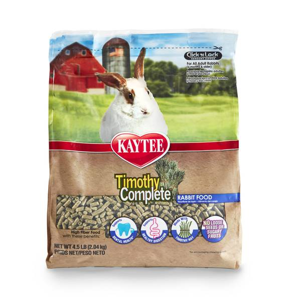 Rabbit Comp Alfalfa Free Timothy Hay