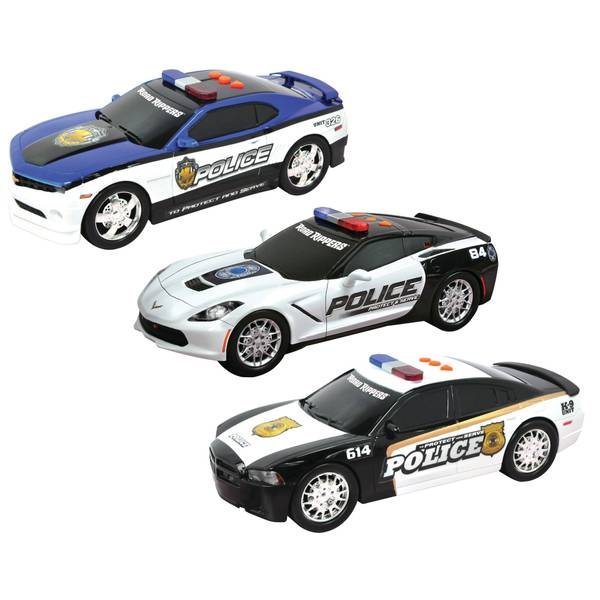 Road Rippers Protect & Serve Police Vehicle Assortment