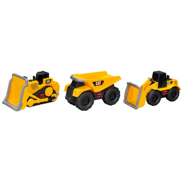 CAT Big Builder Machine Excavator Assortment