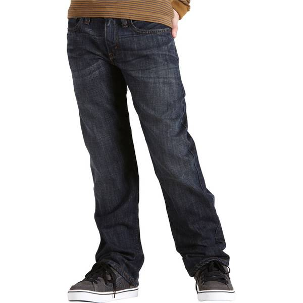 Boys'  Core Relaxed Jeans