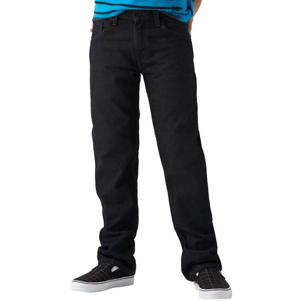 Boy's Gothic Straight-Fit Jeans