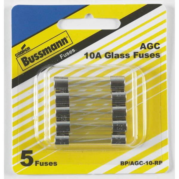 AGC Fast Acting Fuses